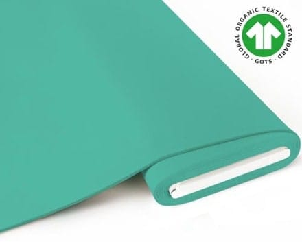 COUPON 30 cm Fabrilogy - Mint (780) fabrilogy40