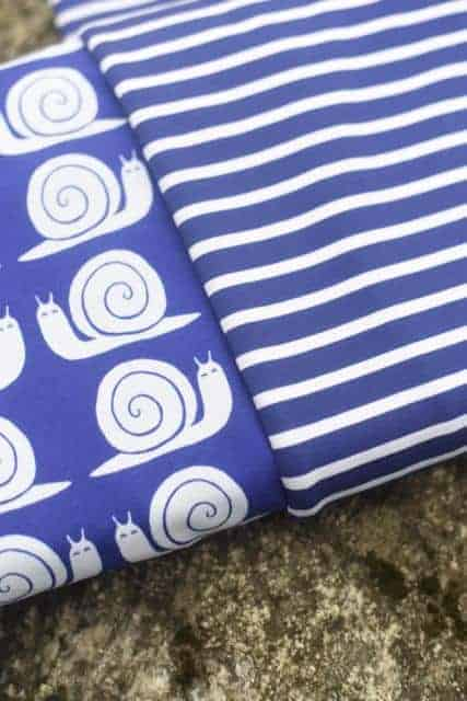 Tradsnella - Snail Blue snail blue2