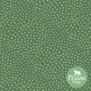 fossan stone dots green