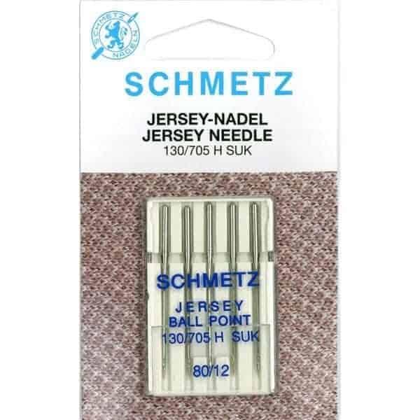 Schmetz - Jersey naalden (NM80/12) jersey naalden maat 80