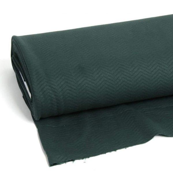 Mind the Maker- Chevron Quilt Green (sweat) MTM donkergroen wave2 Aangepast