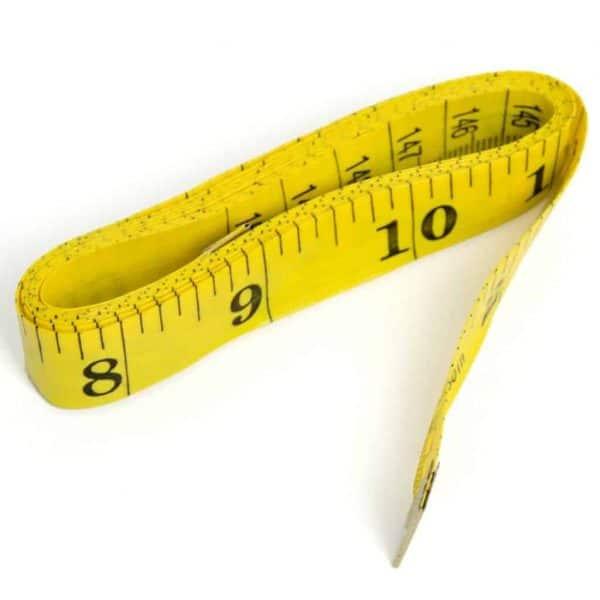 Meetlint 150cm meetlint2 Aangepast