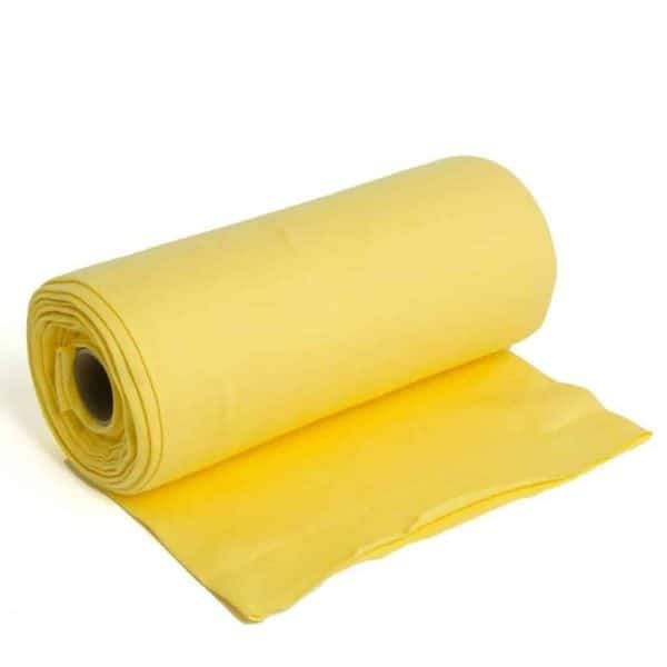 Albstoffe boordstof - Geel ALb boordstof geel Aangepast