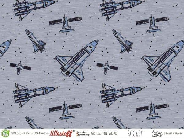 Lillestoff rocket