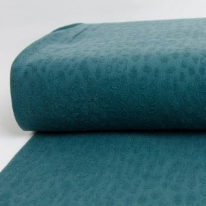 Meet Milk- Tencel Jacquard emerald