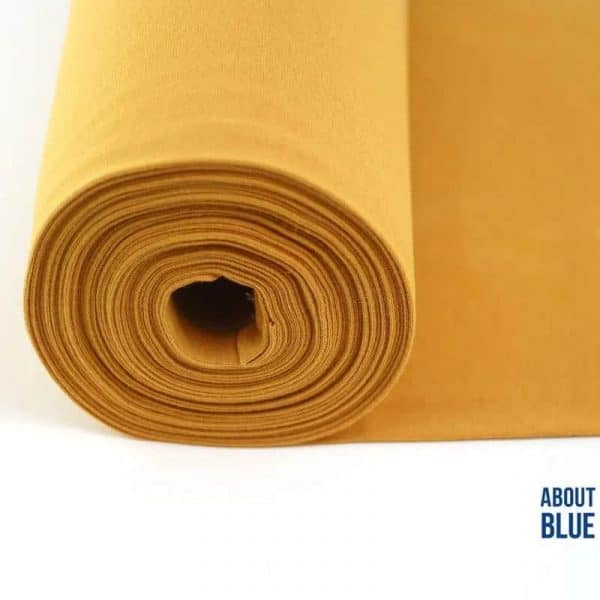 About Blue- boordstof 1 Golden Spice AboutBlue golden spice boordstof Aangepast