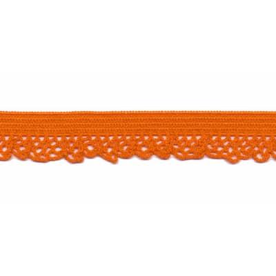 Elastisch kant - Oranje 12mm oranje 2