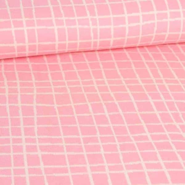 Albstoffe- Grid A03/17 (Life Loves You) Roze albstoffe grid roze1 Aangepast