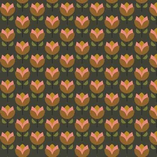 Poppy- Jolly Tulips groen 06435.002