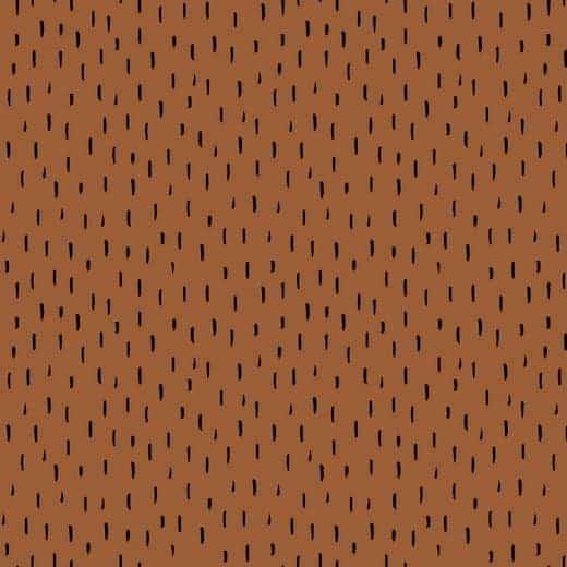Poppy- streepjes cognac 07713.105