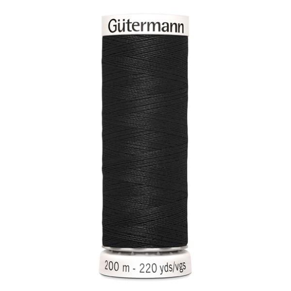 Allesnaaigaren 200m  -000 (zwart) Allesnaaigaren Col 000
