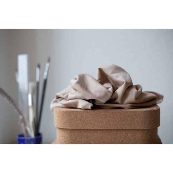 Meet Milk- Basic Stretch Jersey met TENCEL™ vezels- Warm sand basic stretch warm sand2 Aangepast