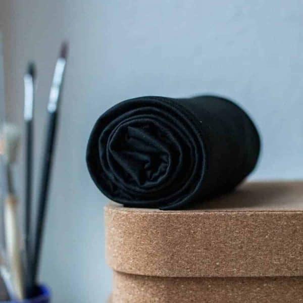 Meet Milk- Basic Stretch Jersey met TENCEL™ vezels- Black mm basic stretch black2 Aangepast