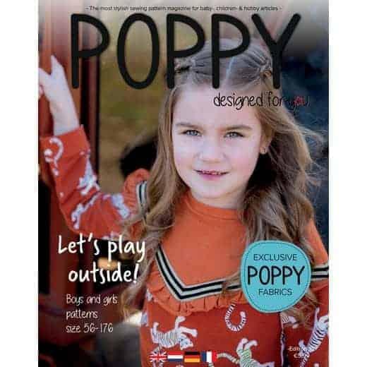 Poppy - Magazine #15 02000.015