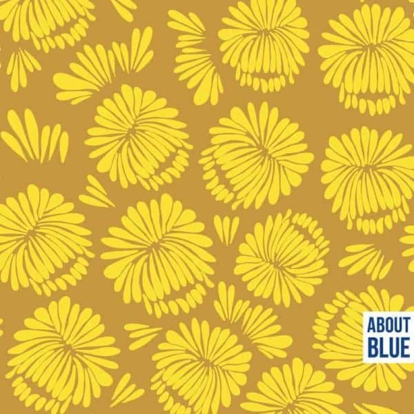About Blue- Let me be a sunflower let me be a sunflower