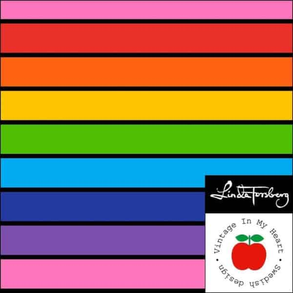 Vintage in my Heart- Oh Yes Rainbows oh yes rainbows