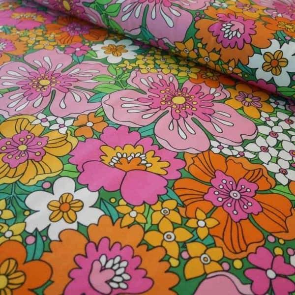 Vintage in my Heart- Snazzy Pink/Orange snazzy pink orange5 Aangepast