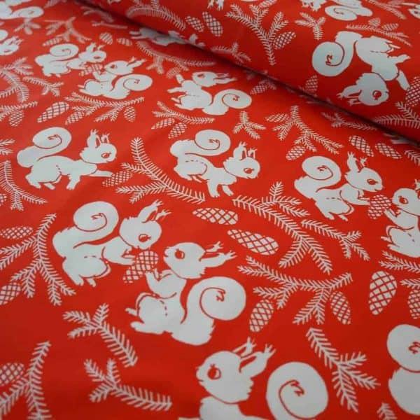 Vintage in my Heart- Eekhoorn rood squirrel red4