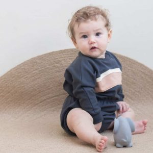 teddy sweater playsuite en sweaterdress patroon