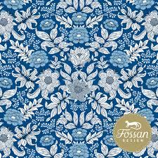 Fossan- Agnes Blue agnes blue