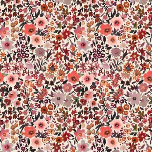 Poppy Fleurs ecru (tricot) 07800.001