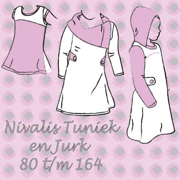 Sofilantjes - Nivalis Tuniek en Jurk Nivalis listing NL