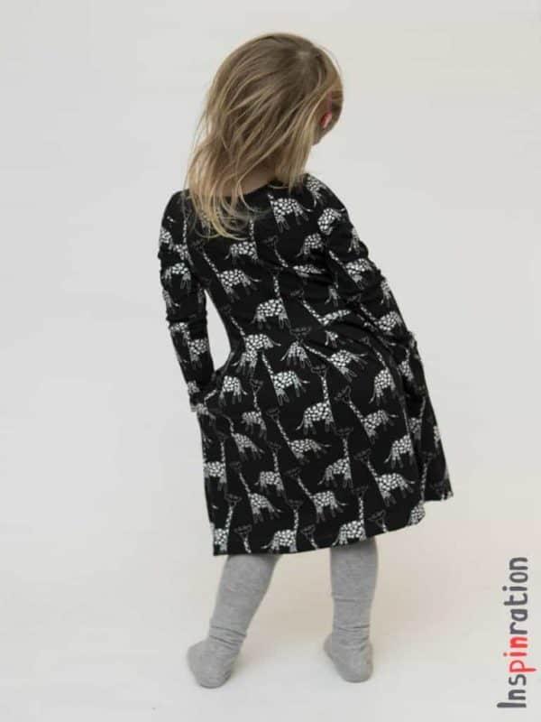 Sofilantjes - Regina Tuniek en Jurk Regina Dress Pleated Sofilantjes Patterns Inspinration 768x1024 1