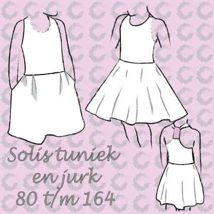 Sofilantjes - Solis Tuniek en Jurk Solis NL 425x425 1