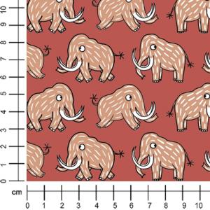 Eva mouton mamout katoen