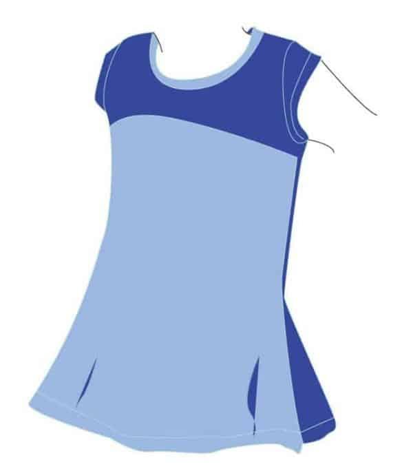 Sofilantjes - Nivalis Tuniek en Jurk nivalis Tunic option B simple neckline e1454064478784