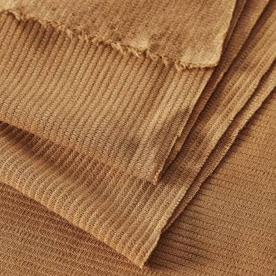 Mind the MAKER- organic woolen Ottoman Drye Mustard LX3106 DRY MUSTARDa