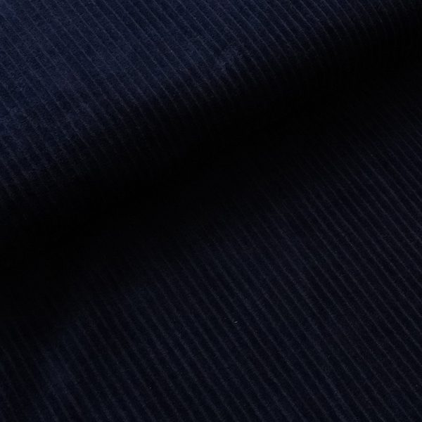 Stoffonkel - Organic Corduroy Nicky - Dark Blue bio cordnicky dark blue