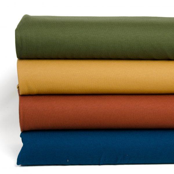 Mind the MAKER- organic woolen Ottoman Drye Mustard combi woolen ottoman scaled