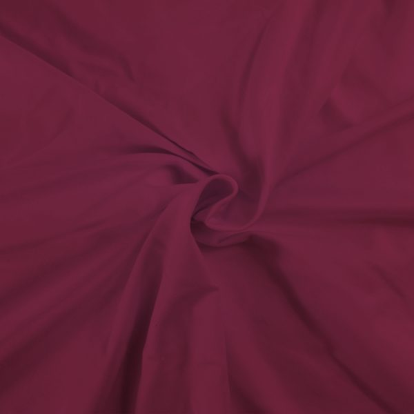 COUPON 50CM Fabrilogy - French Terry - Bordeaux (410) fabrilogy gots twisted 410