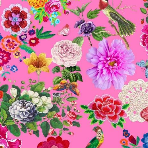 Poppy- Botanica - Magenta 08293.004