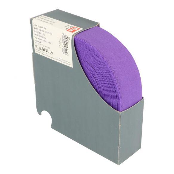 Prym - Taille elelastiek 38mm Lila 957.405