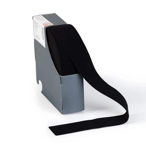 Prym - Taille elelastiek 38mm Zwart 957.408