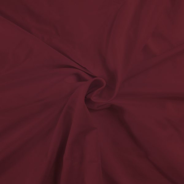 Fabrilogy - Donker Bordeaux (415) fabrilogy gots twisted 415 dark