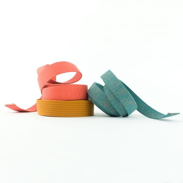 See You At Six - Webbing - Slate Blue Green - R Tassenband SYAS Winter 10b 2020