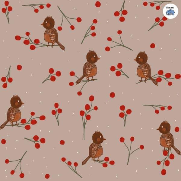 Lillestoff- Pietbeeren pietbeeren