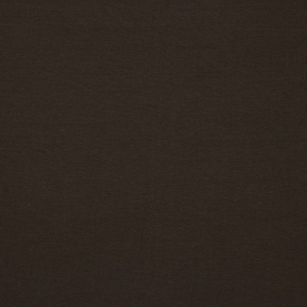 Poppy - French Terry - Dark Brown 09107.021 mainimage