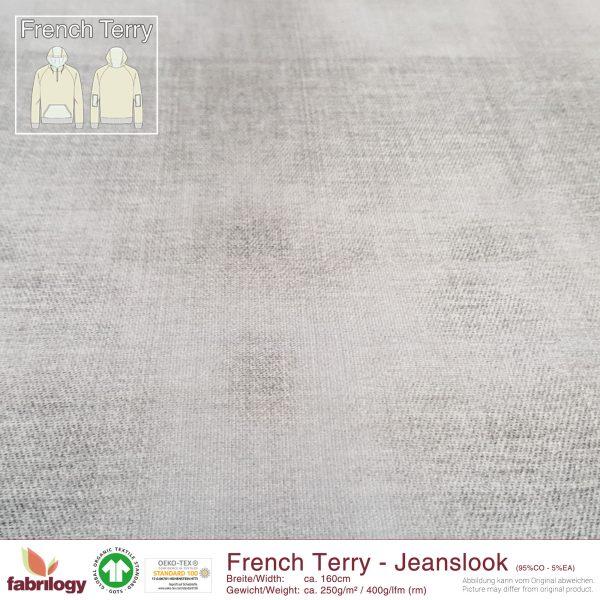 Fabrilogy stein grau jeanslook