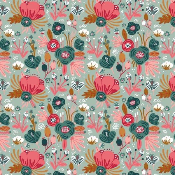 Poppy - Flowers - Mint 07719.009 mainimage