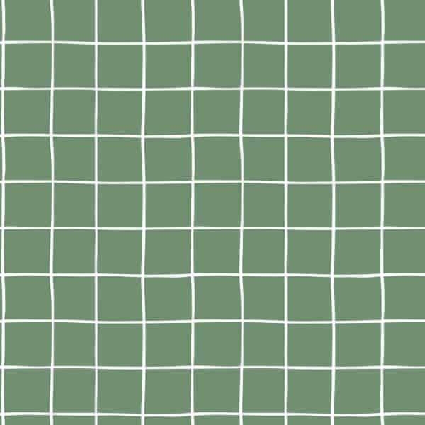 Poppy- Soft Sweat - Grid - Old Green 08348.012 mainimage
