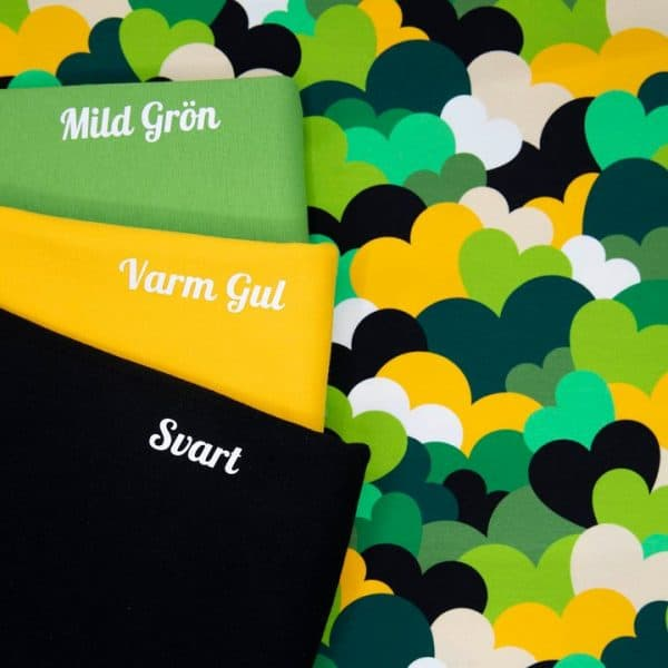 Vintage in my Heart - All My Love Green tricot all my love green3