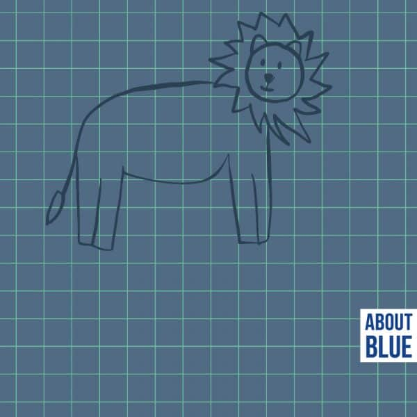 About Blue- Lion grid 03 800 AllWeHave6