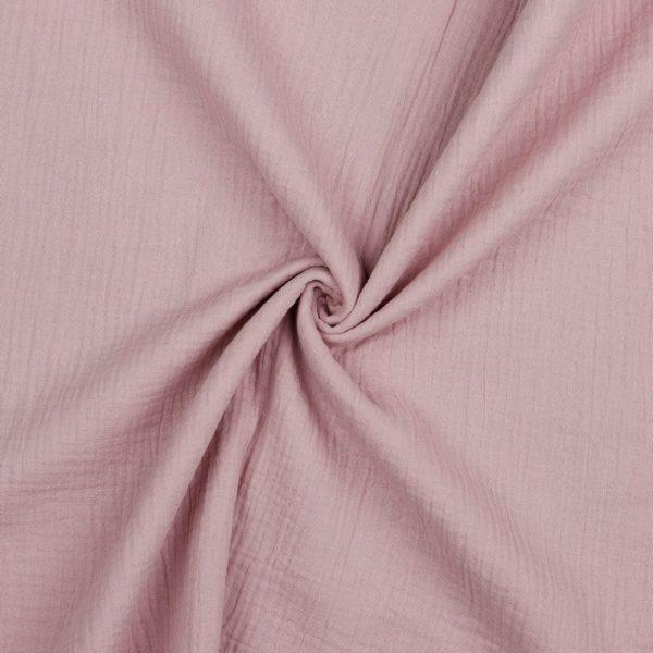 Poppy - Double Gauze GOTS - Lilac 03959.014 image1
