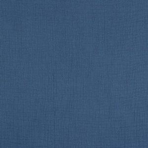 Poppy- double gauze - jeans