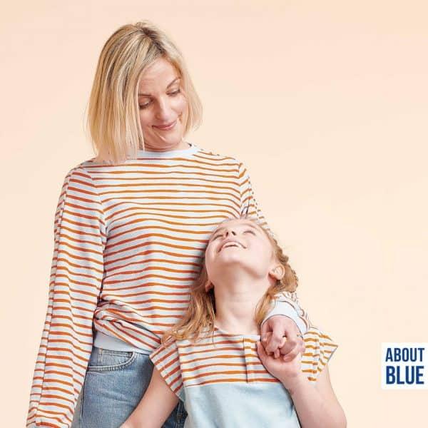 About Blue - The Cashmere lines (sponge) Cashmere Lines