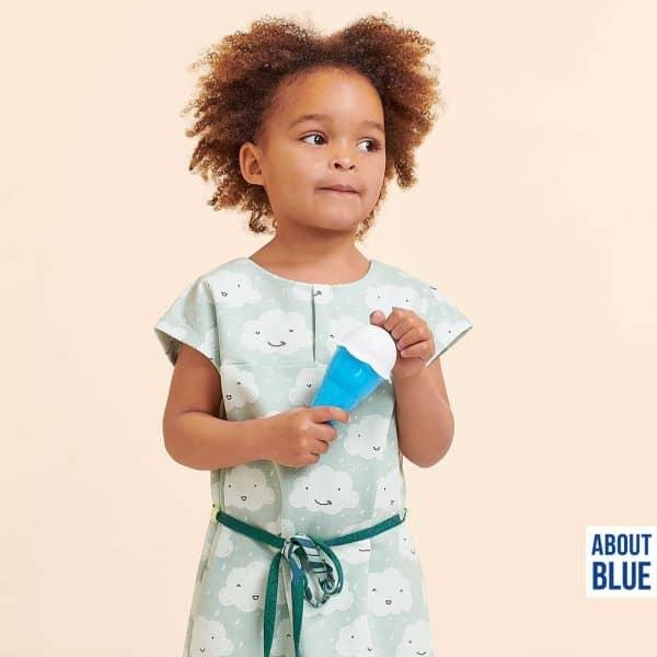 About Blue- Happy when it rains HappyWhenItRains